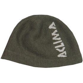 Aclima WarmWool Jib Beanie olive night